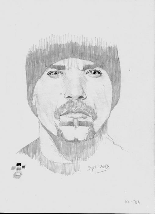 Ice-T by brocklesnarsneck